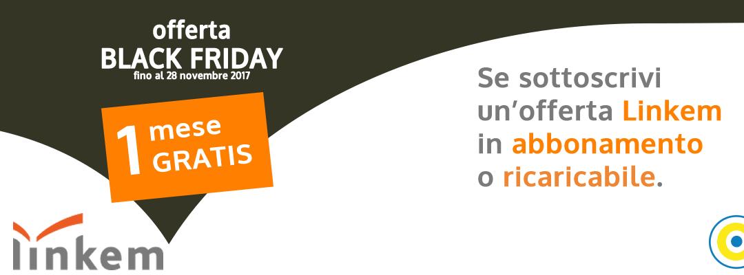 Offerta Black Friday di Linkem a Portogruaro
